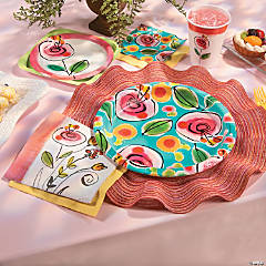 Kathy Davis Blooms Party Supplies