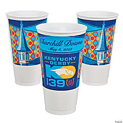 Kentucky Derby 139 Souvenir Cups