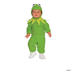Kermit the Frog Costume for Kids