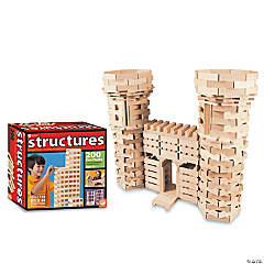 KEVA Structures 400 Building Planks Set