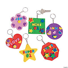 Key Chain Craft Kit