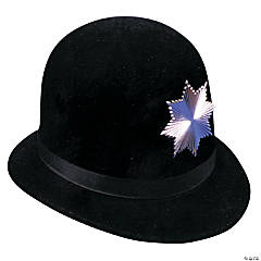 Keystone Cop Hat Quality