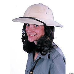 Khaki French Pith Hat