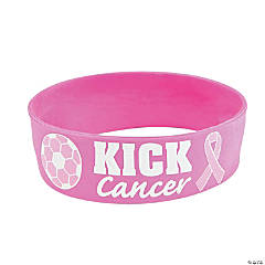 Kick Cancer Big Band Bracelets