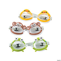 Kid's Animal Swimming Goggles