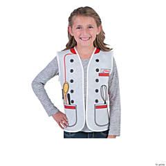 Kid's Chef Vest