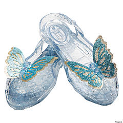 Kid's Cinderella Movie Lite-Up Shoes