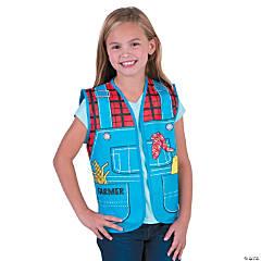 Kid's Farmer Vest