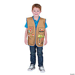 Kid's Fishing Vest