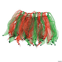 Kid's Jingle Bell Tutu Skirt