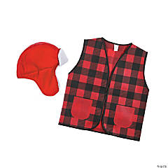 Kid's Lumberjack Costume