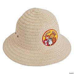 Kid's Safari Guide Hat