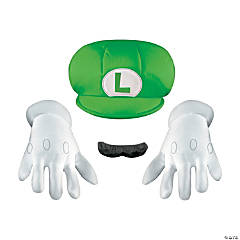 Kid's Super Mario™ Brothers Luigi Accessory Kit