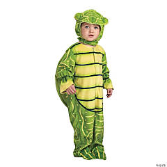 Kid's Little Turtle Costume