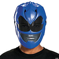 Kid's 2017 Blue Ranger Vacuum Mask