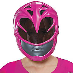 Kid's 2017 Pink Ranger Vacuum Mask