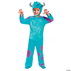 Kid's Classic Sully Costume - Extra Small