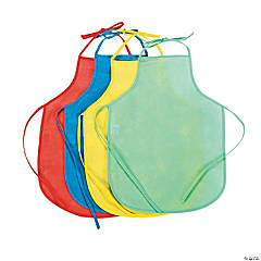 Kid's Colorful Aprons