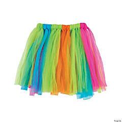 Kids' Colorful Hula Skirt