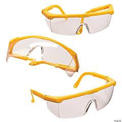 Kids' Construction Costume Glasses - 12 Pc.