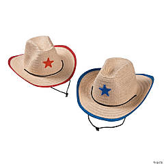 Kids' Cowboy Hats with Star