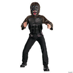 kids deluxe king kong costume
