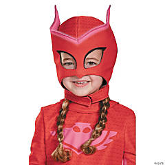 Kid's Deluxe Owlette Mask