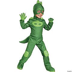 Kid's Deluxe PJ Masks Gekko Costume
