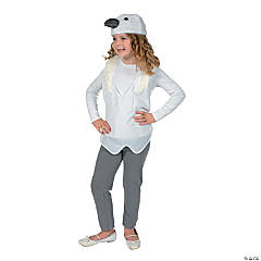 Kid's Dove Costume