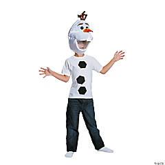 Kid's Frozen™ Olaf Costume Accessory Kit