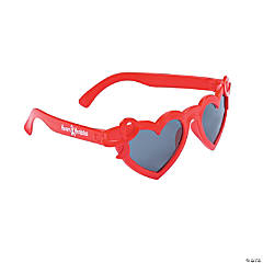 Kids' Heart Health Ribbon Glasses