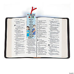 Kids in the Bible Bookmarks