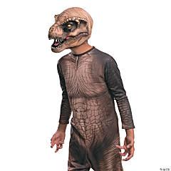 Kid's Jurassic World™ 3/4 T-Rex Mask