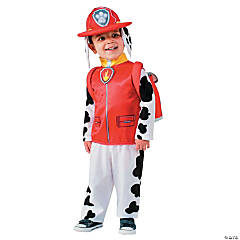 Kid's Marshall Paw Patrol Costume - Small