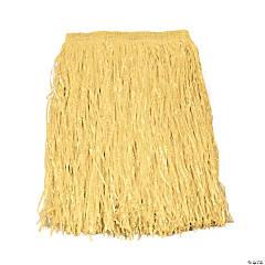 Kids' Natural Color Hula Skirt