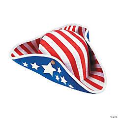 Kids' Patriotic Pirate Hat