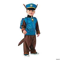 Kid's Paw Patrol Chase Costume - Small