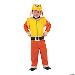 Kid's Paw Patrol Rubble Costume