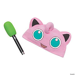 Kid's Pokemon Jigglypuff Accessory Kit
