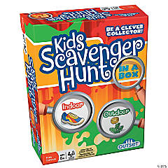 Kids Scavenger Hunt Game