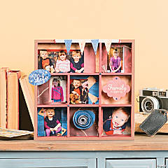 Kids Shadow Box Idea