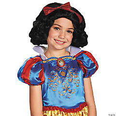 Kids' Snow White Wig