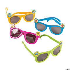 Kids' Tropical Icon Sunglasses