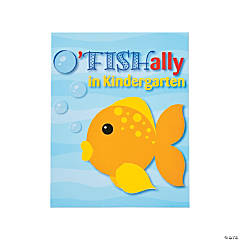 Kindergarten Pocket Folders