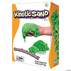 Kinetic Sand™, 5 lbs., Green