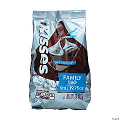 Kisses Milk Chocolate- Family Size 19.75oz