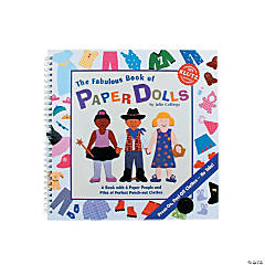 Klutz Fabulous Book of Paper Dolls