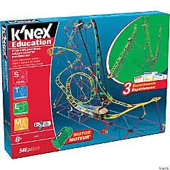 K'NEX Education STEM Explorations: Rollercoaster Building Set