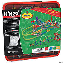 K'NEX® Wheels & Axles and Inclined Planes Set