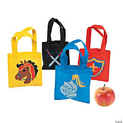 Knight's Kingdom Tote Bags
